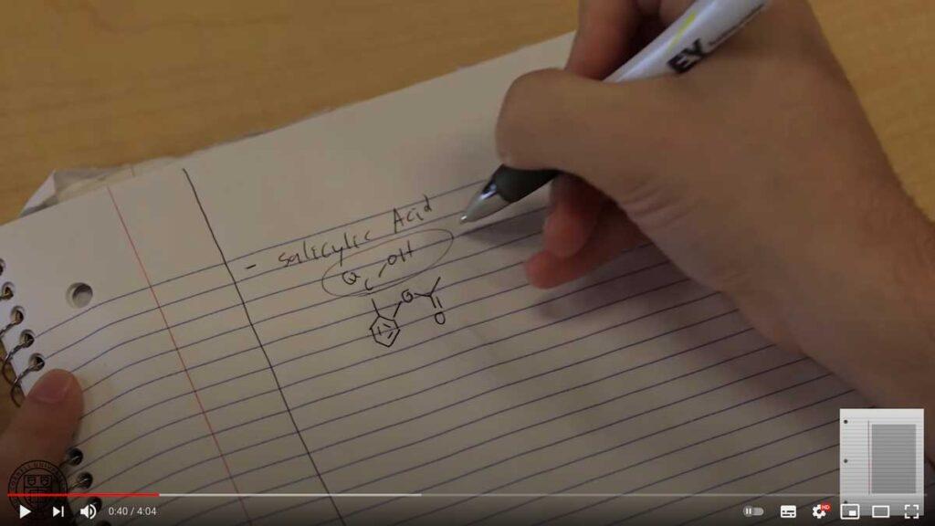 コーネル式ノートのノートエリアのとり方